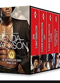 Brenda Jackson - Westmoreland X - UM ESTILO MUITO PESSOAL