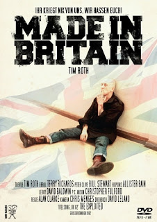 Made in Britain, Tim Roth, affiche, Alan Clarke, Skinhead, poster