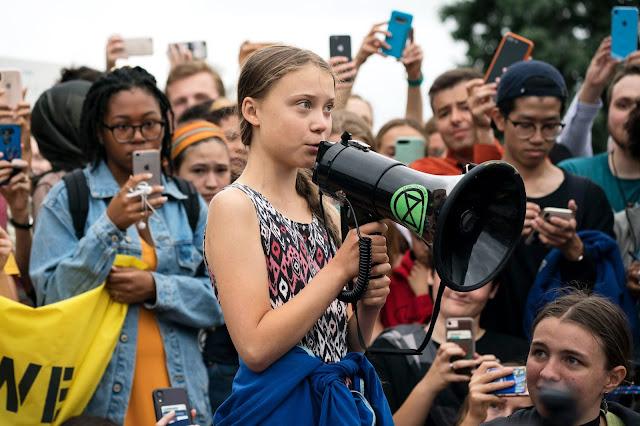 greta thunberg autism asperger activist climatic ideologie