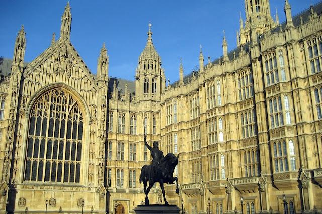 Visita ao Palácio de Westminster
