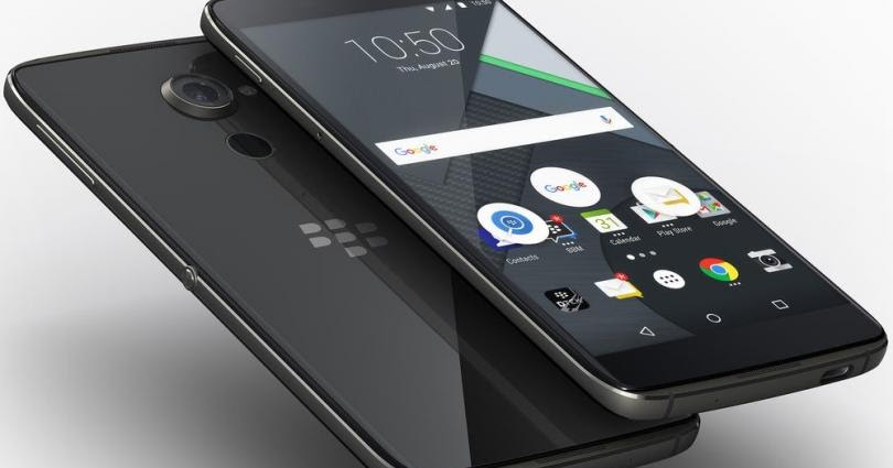 Blackberry DTEK60 - Most Secured Android Smartphone