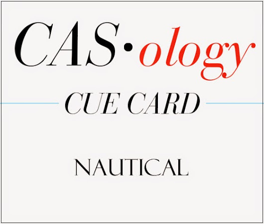 CAS-ology | Nautical Challenge