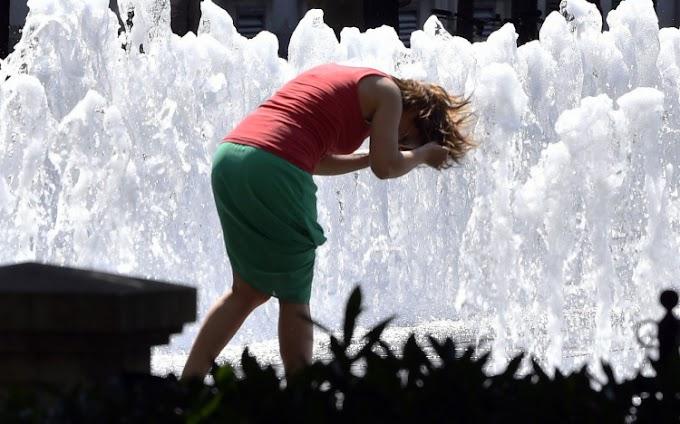 Hőség - Emmi: meghosszabbítják a vörös kód figyelmeztetést