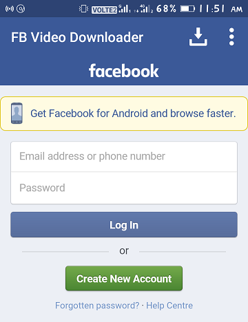 Mobile Se Facebook Video Download Save Kaise Kare