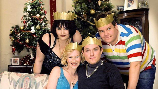 Gavin,Stacey,Christmas,exceptional,audit,completely crackin