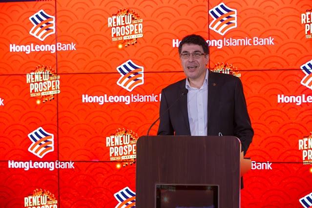 Virtual Lou Sang, Renew and Refresh,   Ox-picious Year, Hong Leong Bank, Domenic Fuda, Charles Sik, Managing Director, Bank, Lifestyle