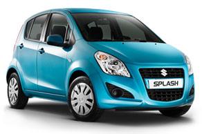 Suzuki - Splash (MT)