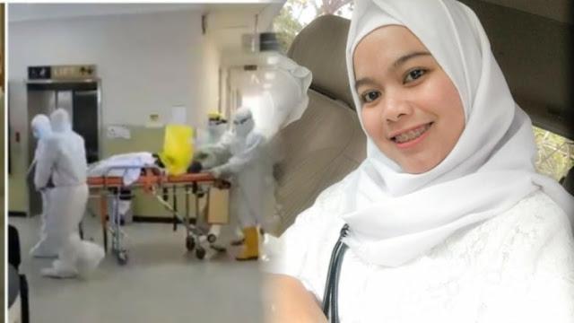 Pilu, Perawat Hamil 4 Bulan Positif Covid-19 di Surabaya Dikabarkan Meninggal Dunia
