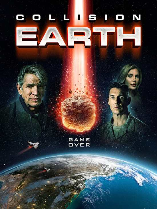مشاهدة مشاهدة فيلم Collision Earth 2020 مترجم