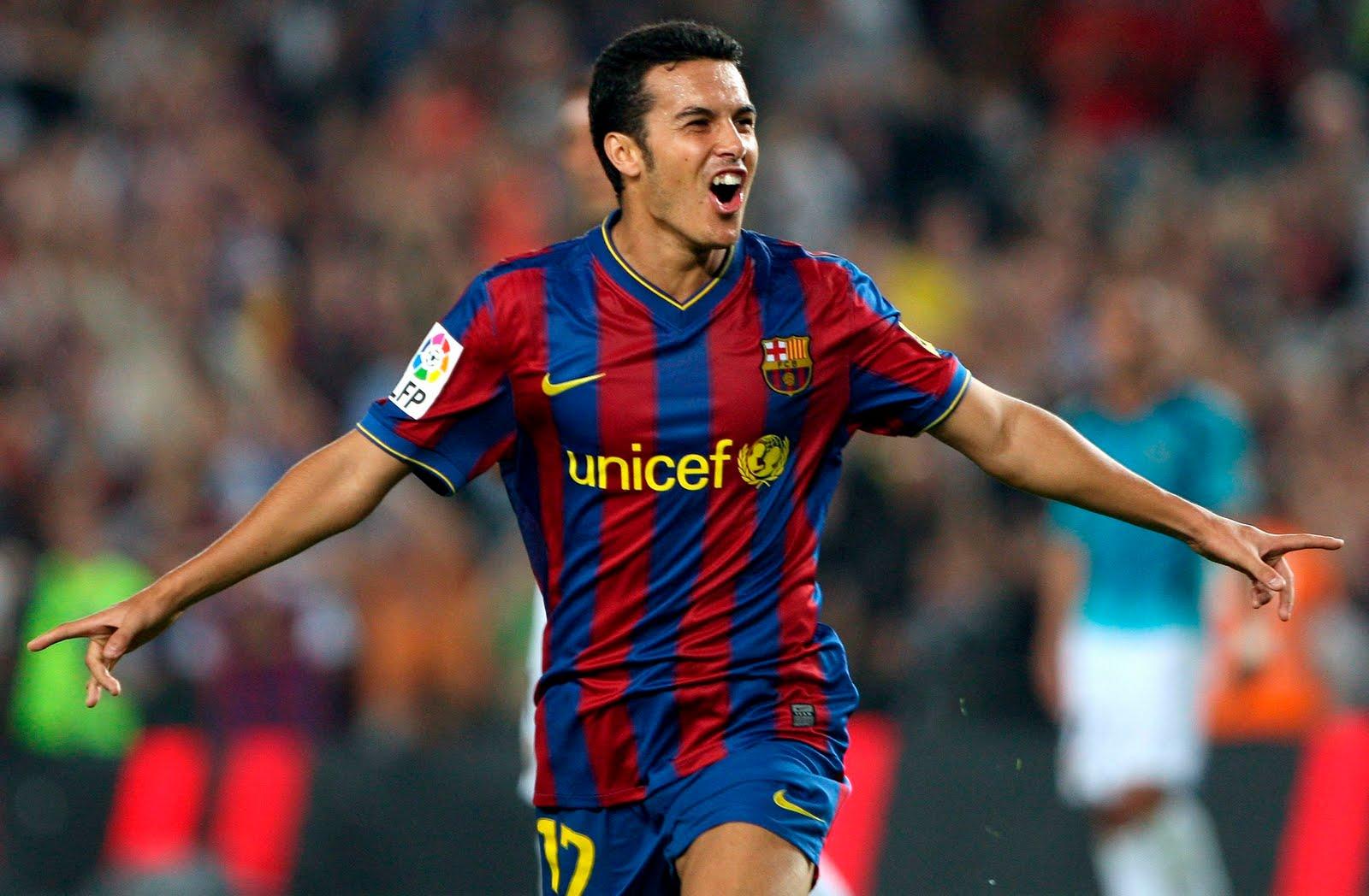Bayern Munchen Wallpaper: Pedro Rodriguez FC Barcelona Striker