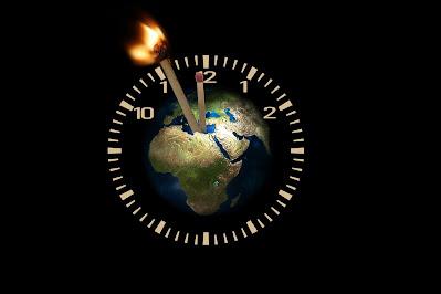 من علامات الساعة الصغرى والكبرى صور تشويقية وتشبيهية فقط