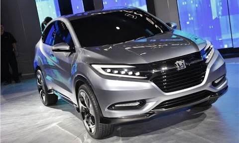 2017 Honda CR-V Specs