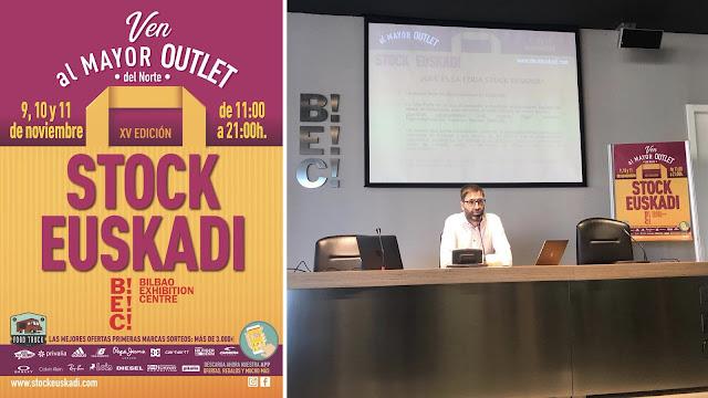 Presentación en BEC! de la feria Stock Euskadi