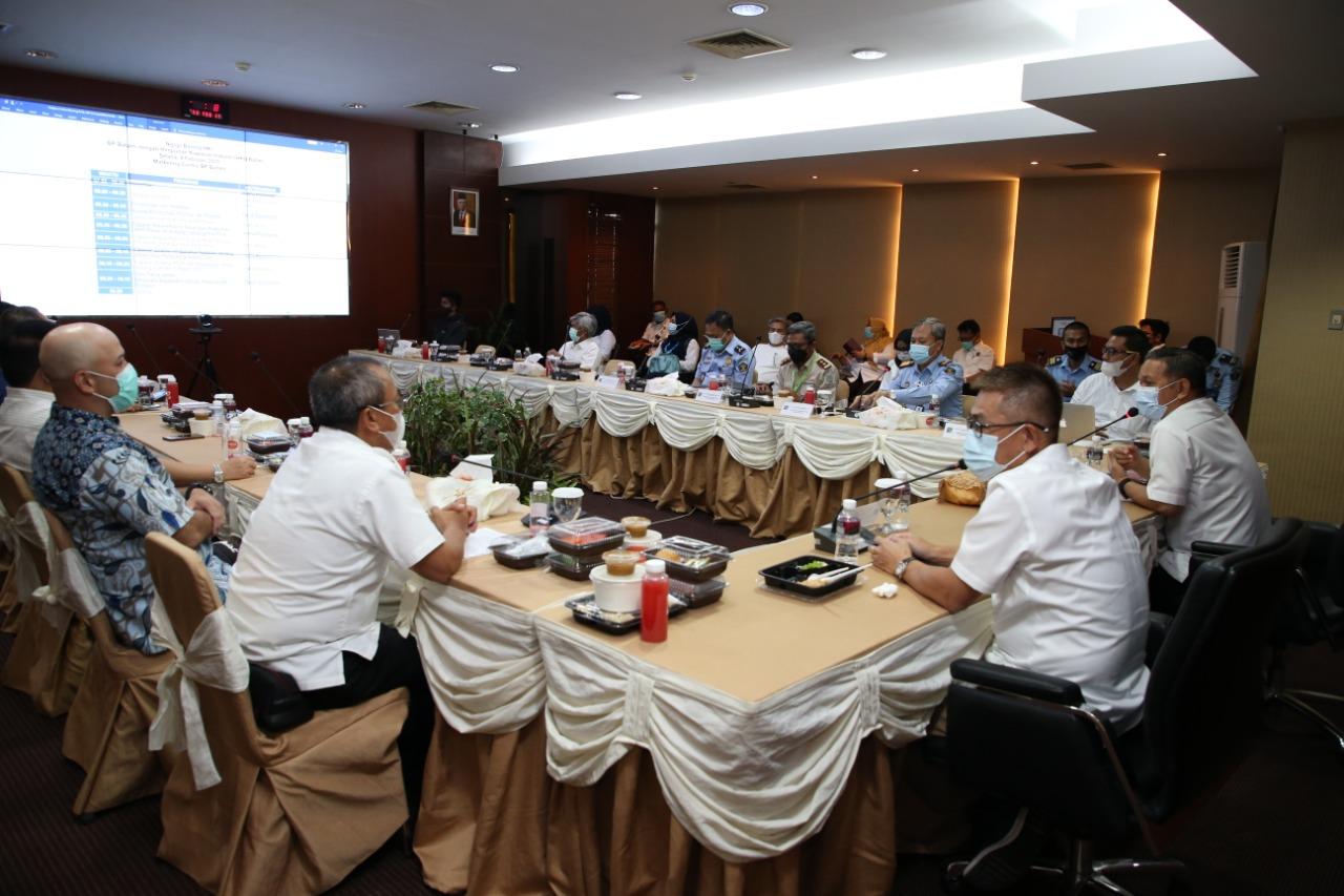 Protokol Kesehatan Menjadi Prioritas Utama Bagi Orang Asing Yang Masuk Wilayah Indonesia