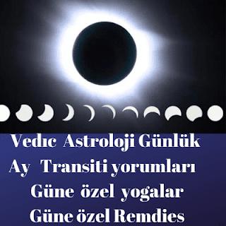 Günlük vedıc astrology yorumları