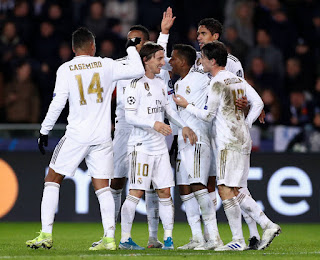 Crónica Brujas 1 Real Madrid 3: Victoria de oficio y a esperar los octavos con optimismo