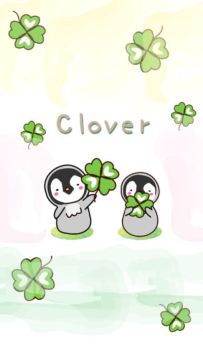 A Little Penguin (Clover)
