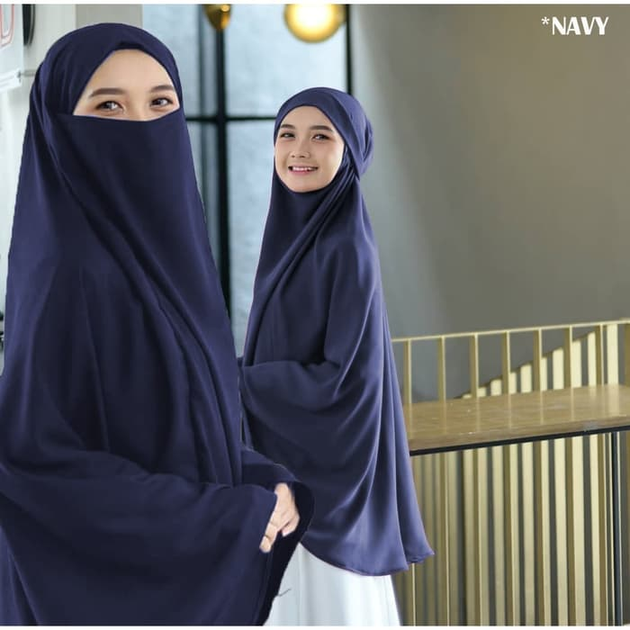 Jilbab Kerudung Syari Cadar Terbaru Panjang dan Lebar