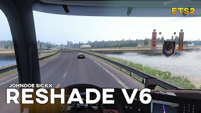 TRUE DX11 - Johndoe Sickx ReShade v6.0 - ELREY