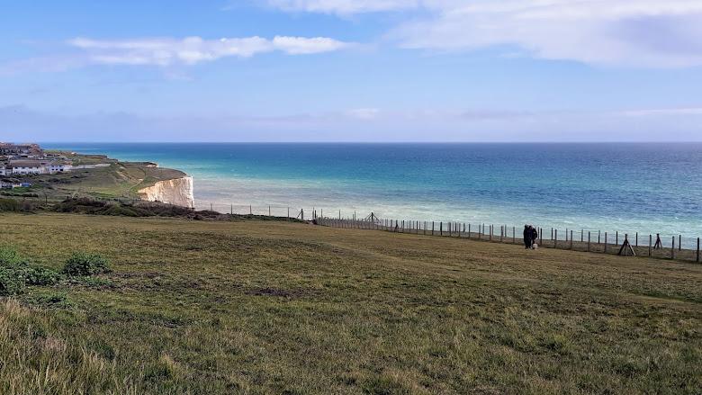 Brighton 的海邊