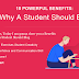 10 Benefits: Why A Student Should Blog (2020)