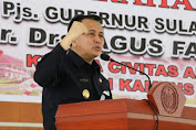 Agus Fatoni Gelorakan Spirit Pancasila dari IPDN Kampus Sulut