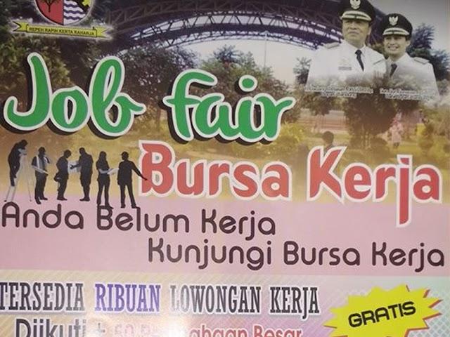 Tips Mengajukan Lamaran di Bursa Kerja (Job Fair)