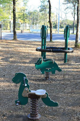 Playground at Kelley Park