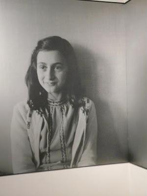 visite de la maison d'Anne Frank à Amsterdam