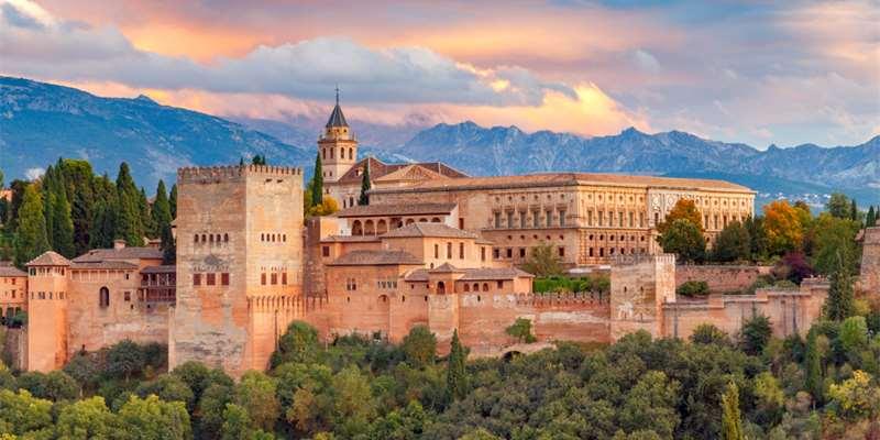 Alhambra (Spain) - Moniedism