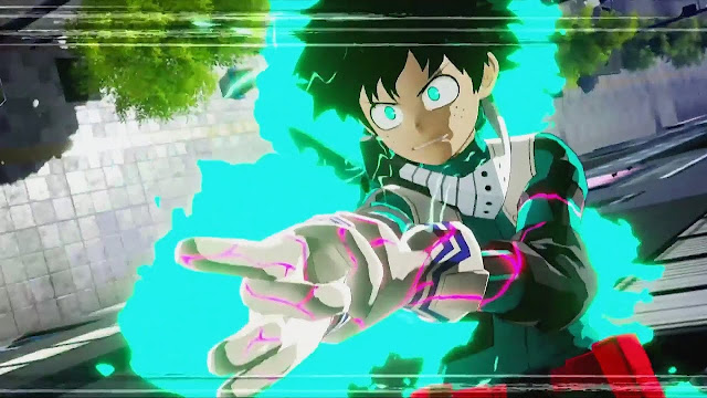 My Hero Academia: One's Justice llegará a Occidente