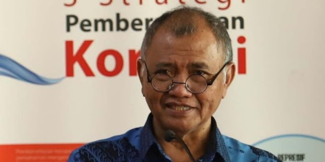 Agus Rahardjo Ogah Jadi Pimpinan KPK Lagi