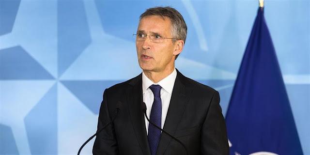 Στόλτενμπεργκ: Το ΝΑΤΟ ανησυχεί για την ένταση στο Αιγαίο