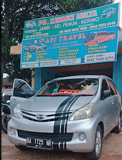 Travel Jambi Padang