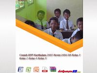 Contoh RPP Kurikulum 2013 Revisi 2016 SD Kelas 1 Kelas 2 Kelas 4 Kelas 5