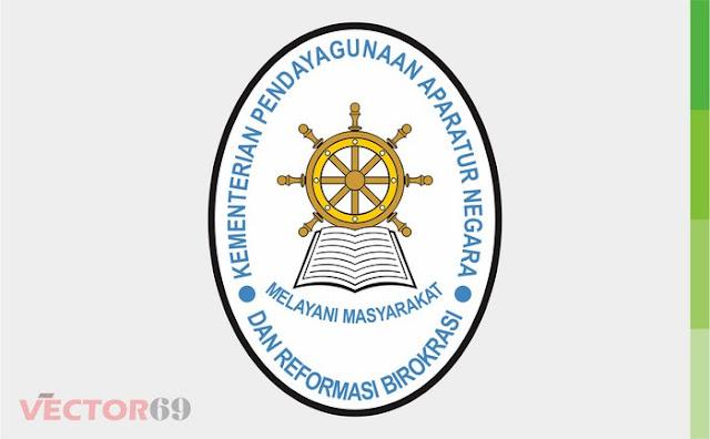 Logo Kementerian Pendayagunaan Aparatur Negara dan Reformasi Birokrasi (PAN-RB) Indonesia - Download Vector File CDR (CorelDraw)