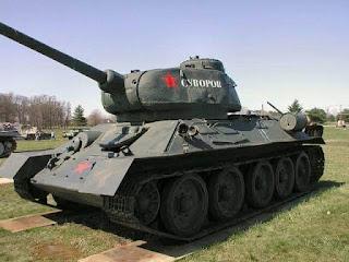 T-34 85 1943