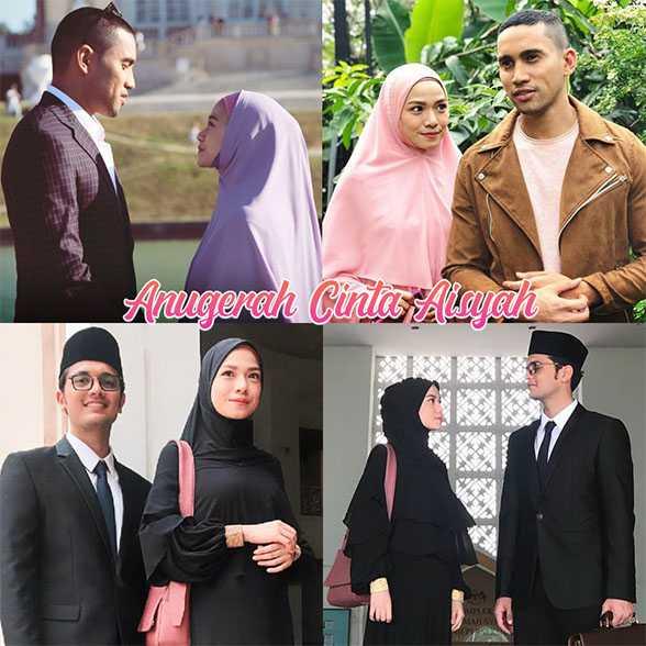Drama Anugerah Cinta Aisyah