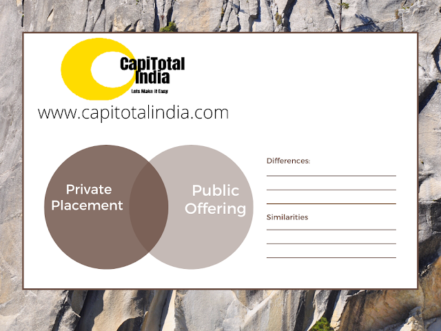 Differences Between Private Placement & Public Offering
