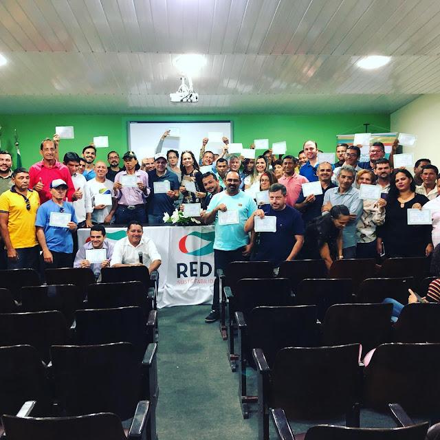 Resultado de imagem para rede realiza curso de formação politica em natal