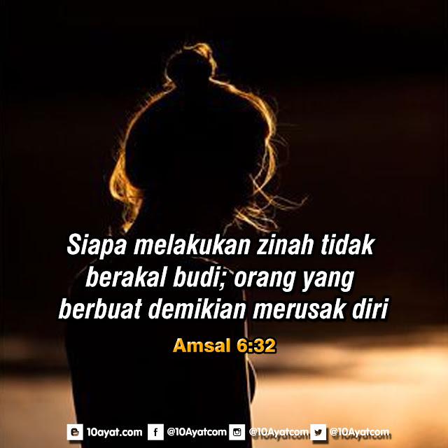 Amsal 6:32