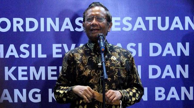 Jelang Kedatangan Jokowi, Mahfud MD Minta Pengamanan PON Papua Dimatangkan.lelemuku.com.jpg