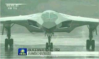 Bomber Siluman H-20 China