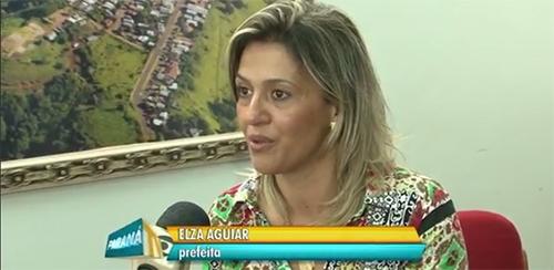 Atraso no envio de dados rende multa para a ex-prefeita de Altamira do Paraná