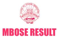 Meghalaya Board SSLC Result