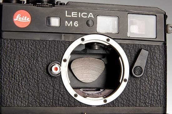 LEICA Barnack Berek Blog: ELECTRONIC LEICA M6 PROTOTYPE WITH