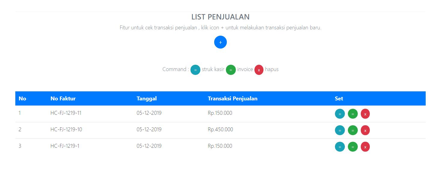cetak bukti penjualan APLIKASI PROGRAM KASIR ONLINE TERBARU - SOFTWARE KASIR