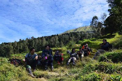 Pos 1 Puncak Sejati Gunung Sumbing - Backpacker Manyar