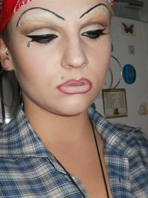 chola sharpie eyebrows - photo #7