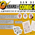 50 Years of San Diego Comic-Con #infographic
